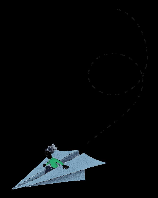 paper plane modyo