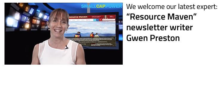 """""""This Gold Junior Has a Mining Dream Team,"""" Says Gwen Preston"""