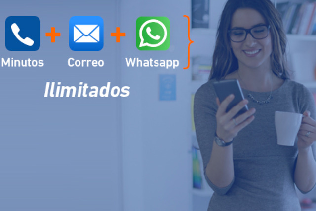 ¡Queda poco tiempo: apps de negocios ilimitadas y doble de GB Libres!