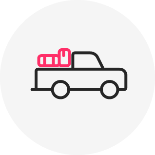 icon camioneta