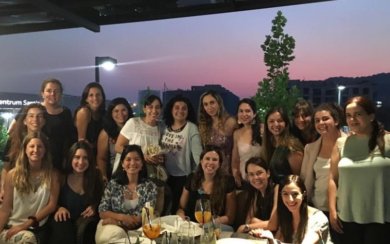 BLOGI celebra cierre de año 2016 en Sabor y Aroma