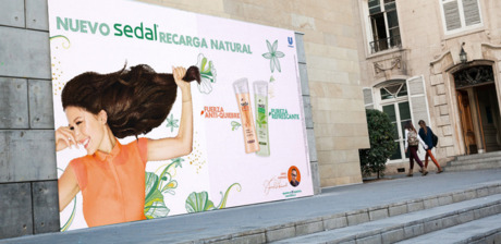 Campaña Sedal Recarga Natural en Red Universidades