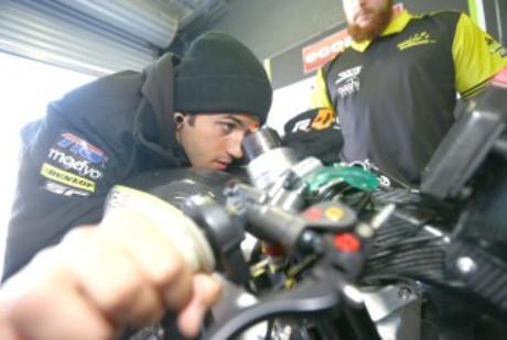 GP Malaysia: J.Raffin Preview
