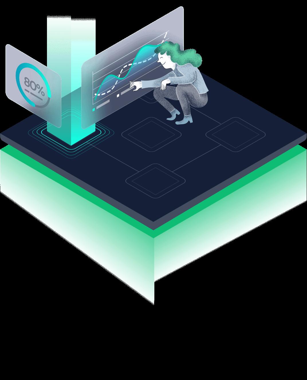 customers and insights modyo platform