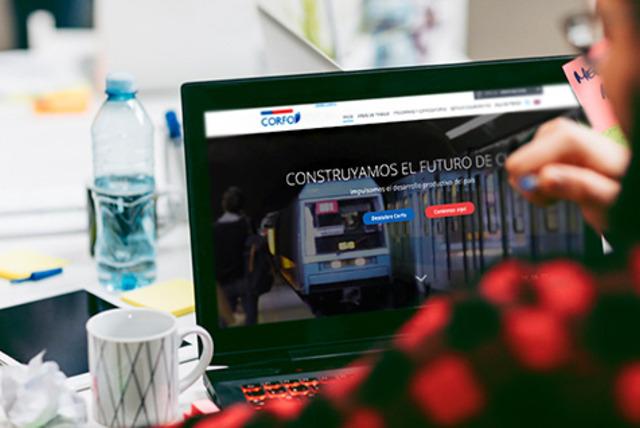 Corfo lanza nuevo sitio web para apoyar a los emprendedores