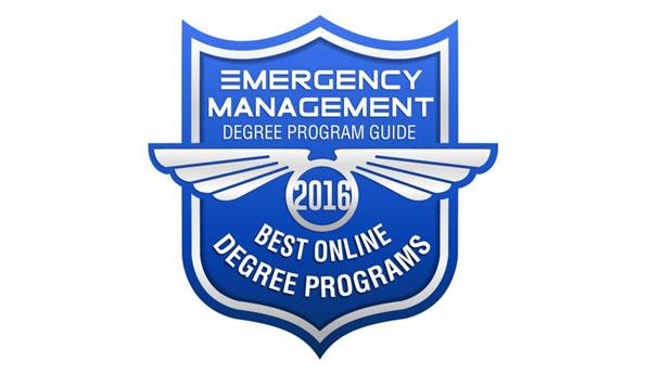 Emergency Management - Best Online Degree Program