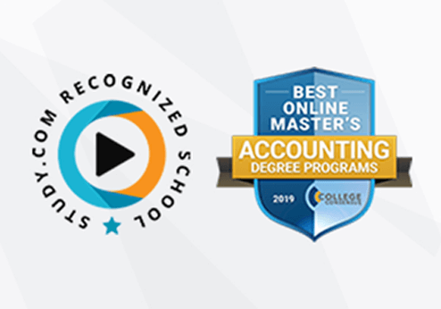Best Online Master's Accounting Degree Program - College Consensus