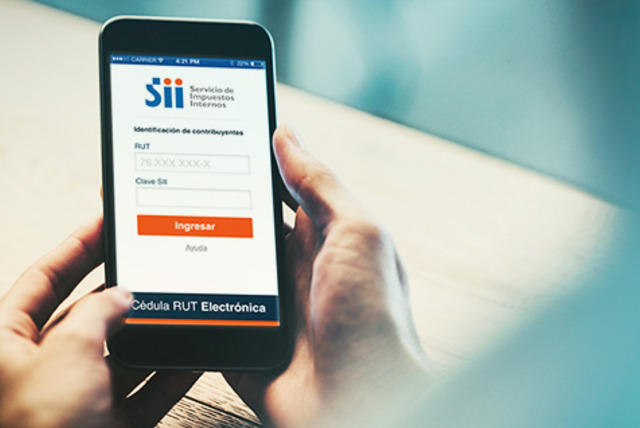 App e-RUT del SII ya tiene más de 35 mil descargas