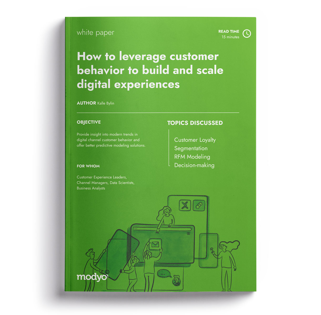 How to leverage customer behavior to build and scale digital experiences