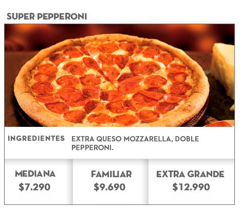 Super Pepperoni
