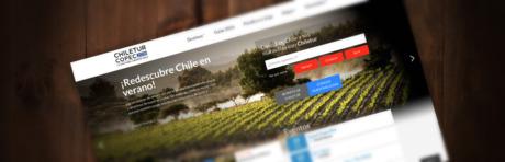 Chiletur: planifica tus viajes usando un dispositivo móvil