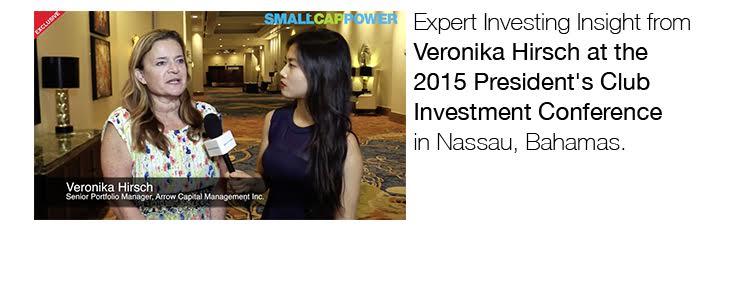 Bay Street Legend Veronika Hirsch Reveals Her Industry-Leading Top Stock Pick