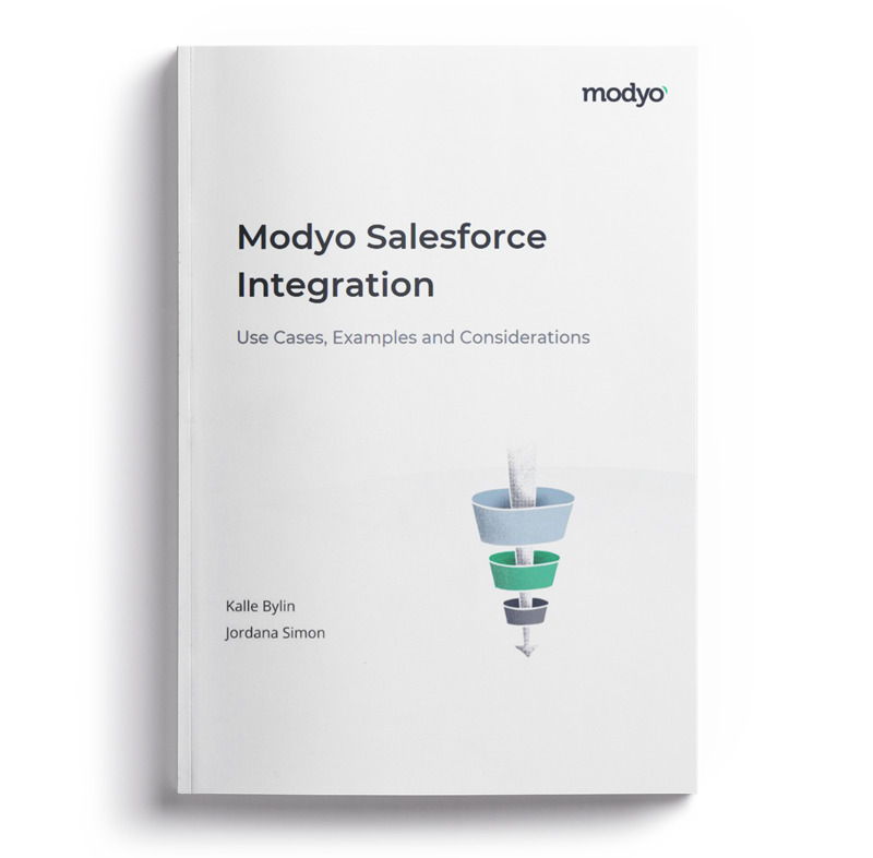 Customize Experiences your Users will Love, with Salesforce + Modyo
