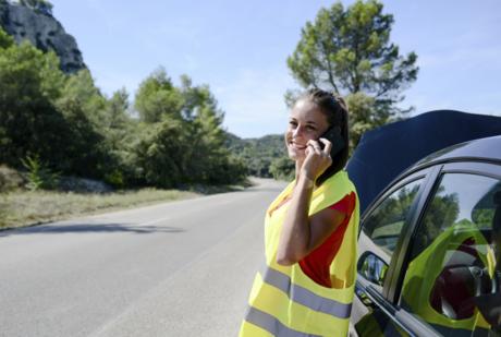 Cómo debe ser el chaleco reflectante obligatorio para los automovilistas