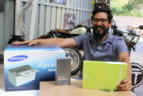 Taller Piñón ganador equipamiento tecnológico Pack Negocio