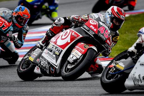 Previa - NeroGiardini Motorrad Grand Prix von Österreich