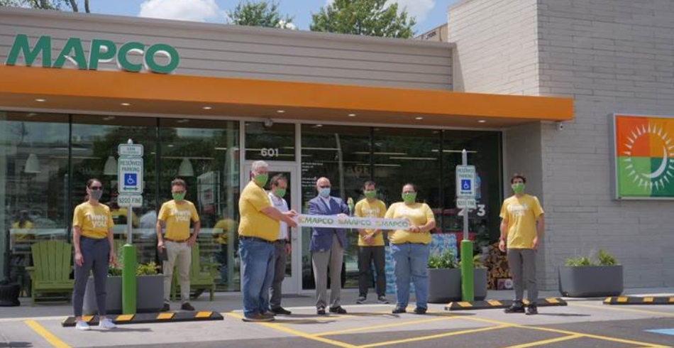 MAPCO Reopens in Franklin, KY