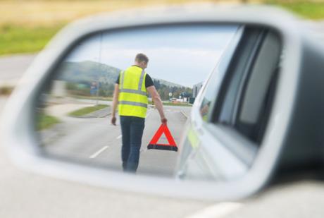 Chaleco reflectante será obligatorio para los automovilistas